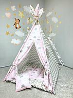 Детская игровая палатка «Хеппимир» вигвам