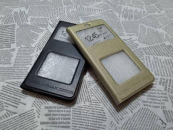 Кожаный чехол книжка Momax для Xiaomi (Ксиоми) Redmi Note