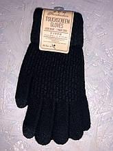 Сенсорные перчатки Shouhushen взрослые черные