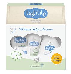 Детский подарочный набор Bebble Добро пожаловать