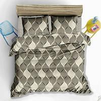 Комплект постельного белья Комфорт-текстиль сатин Холли