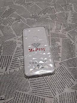 Силиконовый чехол Crystal для Xiaomi (Ксиоми) Mi Play
