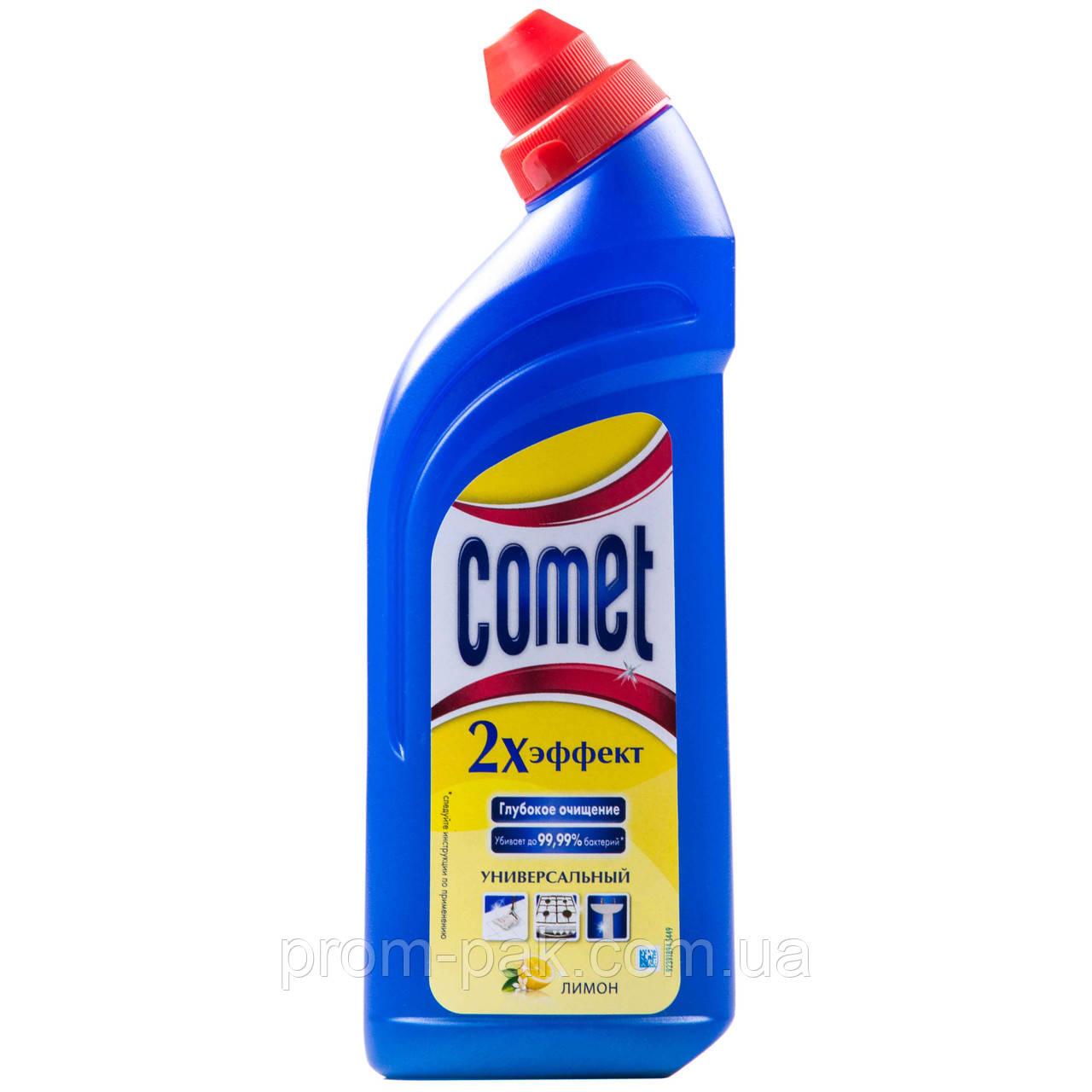 Чистящий гель Comet Универсальный 500 мл лимон