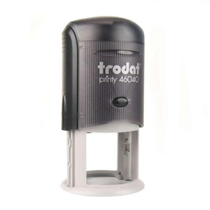 Оснастка Trodat printy 46040 для круглой печати с колпачком 40 мм б/у