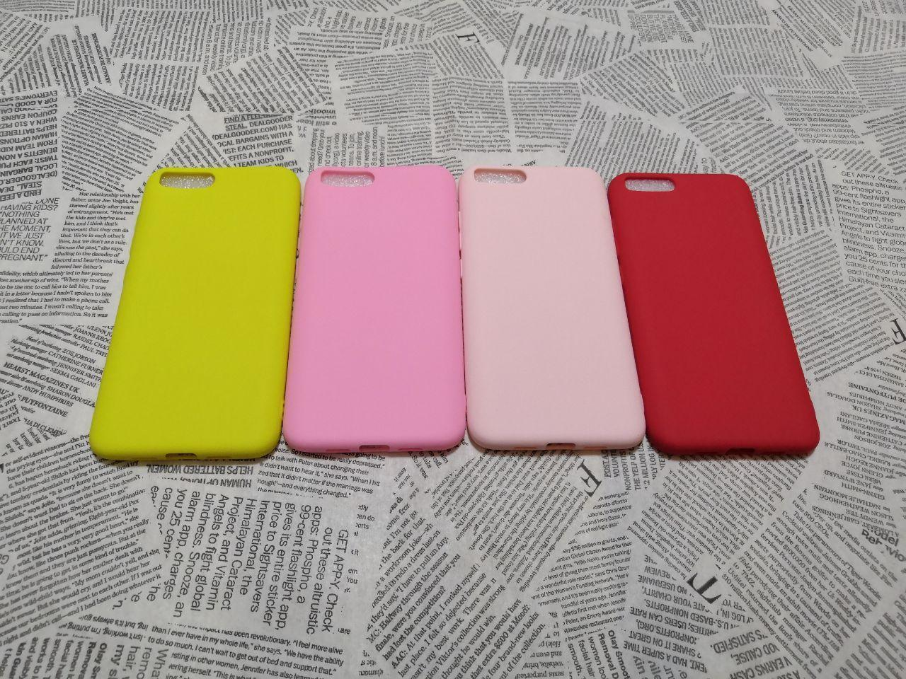 TPU чехол Candy накладка бампер для Xiaomi (Ксиоми) Mi6