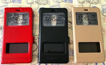 Кожаный чехол книжка Momax для Xiaomi (Ксиоми) Redmi Note 4X (3 цвета)