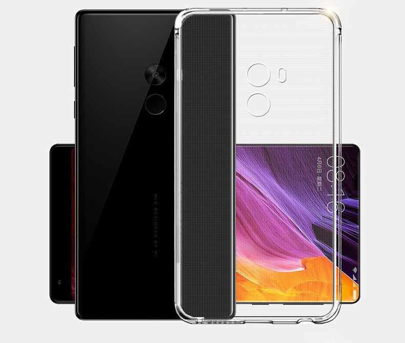 Ультратонкий 0,3 мм чехол для Xiaomi (Ксиоми) Mi Mix прозрачный