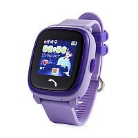 Смарт-часы Smart  Watch DF25 GPS Violet