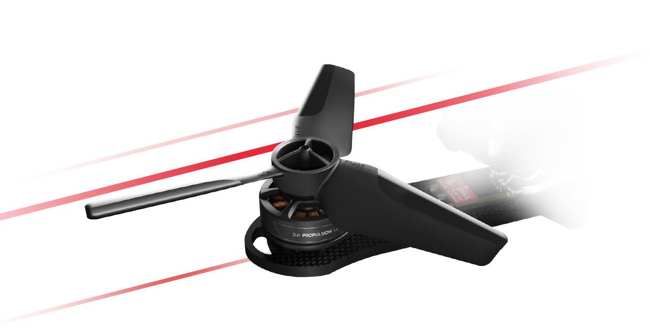 Силовая установка DJI Snail для гоночных квадрокоптеров