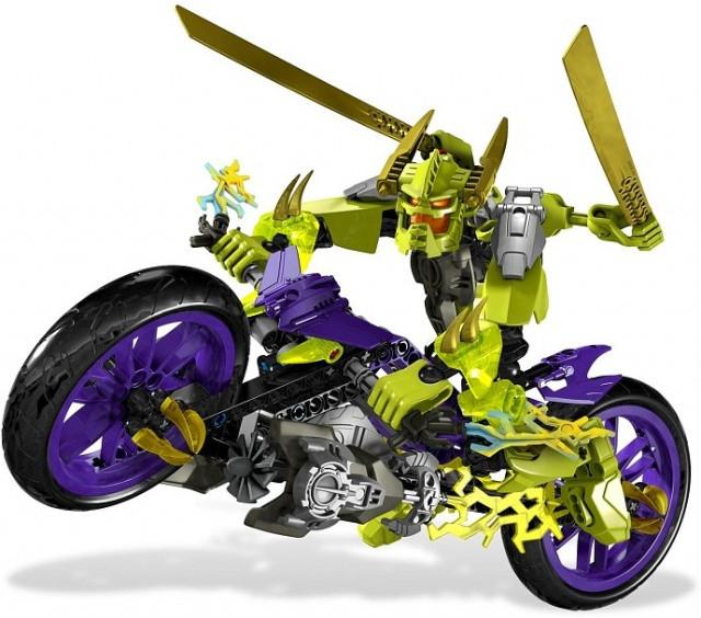 Мотоцикл конструктор  BELA