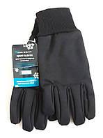 Теплые флисовые перчатки размер XL, фото 1