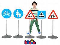 Набір дорожніх пішохідних знаків Klein 2993, фото 1