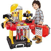 Игровой Набор инструментов 100 шт Young Choi's Toy Tool, фото 1