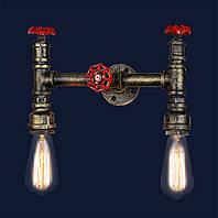 Настеннй светильник бра в стиле лофт&758B2029-2