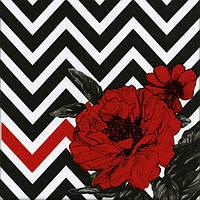 Керамическая плитка Декор Этуаль Цветок 15х15х6,9 STG\A614\17000
