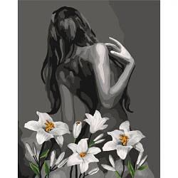 """Картина по номерам """"Роковая женщина"""""""