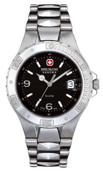 Мужские часы Swiss Military  06-5022.04.007