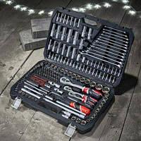 Набір головок  і рожкових ключів Yato 216 предметів YT-38841