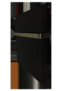 Основные преимущества керамического полотенцесушителя LifeX ПСК 400 черный