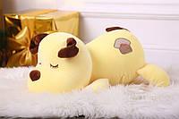 Собачка мягкая игрушка сплюшка BONDIK 50 см