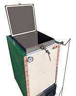 Шахтный котел Холмова Zubr-Termo - 12 кВт. Сталь 5 мм!