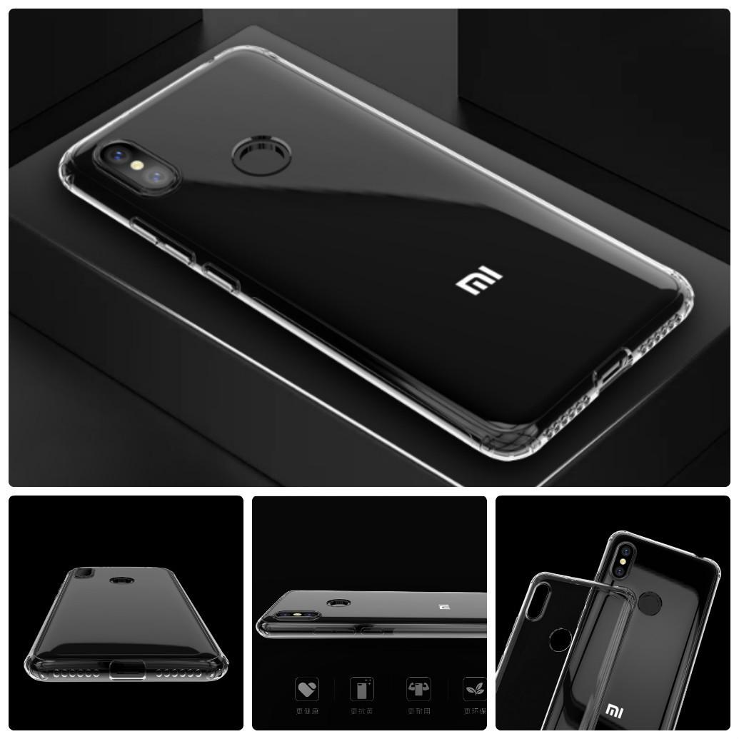 Ультратонкий 0,3 мм чехол для Xiaomi (Ксиоми) Redmi S2 прозрачный