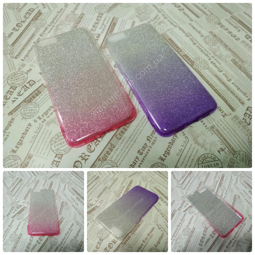 TPU чехол Градиент для Xiaomi (Ксиоми) Mi6 Plus (2 цвета)