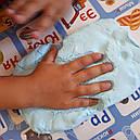 Белая глина монстрик для слаймов воздушная, 100 г, фото 4