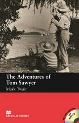 The Adventures of Tom Sawyer with Audio CD
