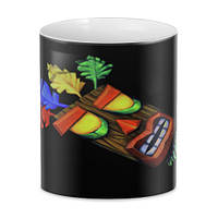Кружка GeekLand Крэш Бандикут Crash Bandicoot KB121