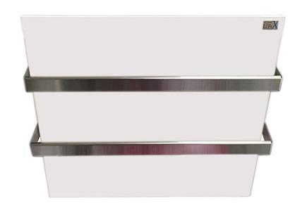 Основные преимущества керамического полотенцесушителя LifeX ПСК 400 DUO белый