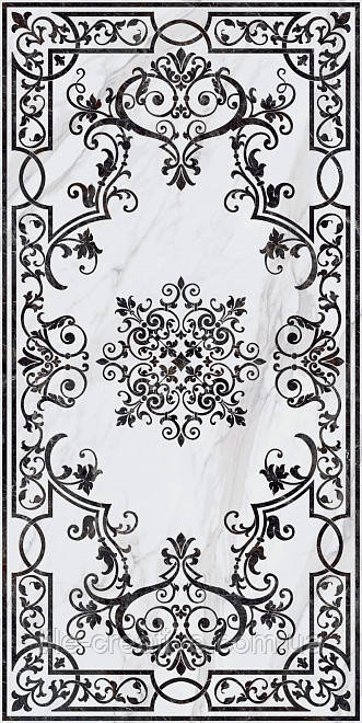 Керамічна плитка Монте Тіберіо декорований лаппатированный119,5х238,5 SG591702R