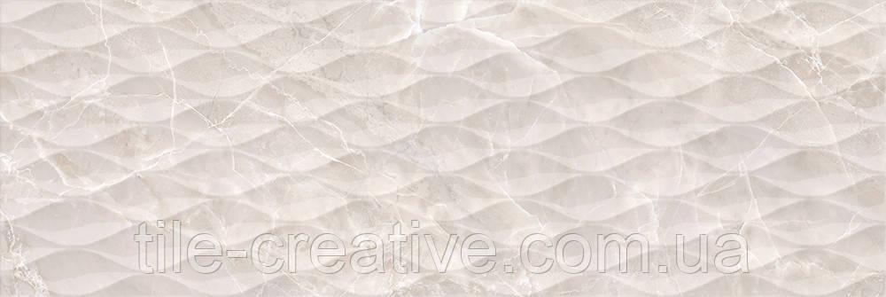 Керамическая плитка Ричмонд беж структура обрезной 30х89,5х12,5 13003R