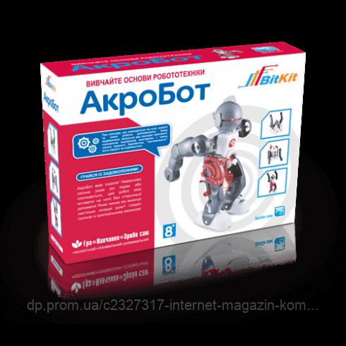 Розвиваючий конструктор Bitkit Танцюючий робот Акробот