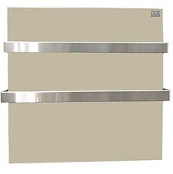Основные преимущества керамического полотенцесушителя LifeX ПСК 400 DUO бежевый