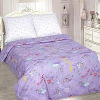 Комплект детского постельного белья Комфорт-текстиль Балерина поплин