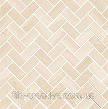 Керамическая плитка Декор Контарини беж мозаичный 31,5х30х11 SG190\006