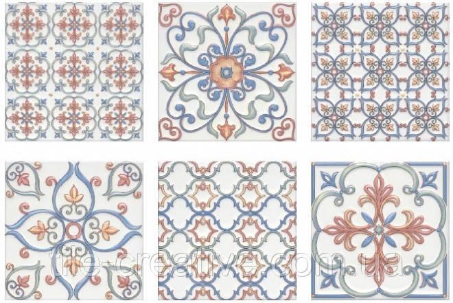 Керамическая плитка Суррей 20х20х7,9 5227