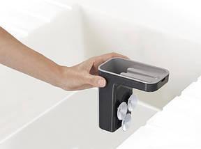 Органайзер для мочалок на раковину Sink Pod 7022 на присосках, фото 2