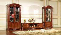 """Мебель для гостинной  """"Беатриче"""" 8053 (орех)."""