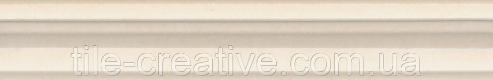 Керамическая плитка Бордюр Багет Каподимонте беж 30х5х19 BLC005