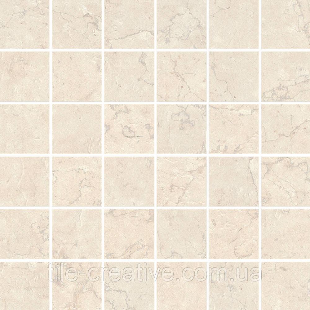 Керамическая плитка Декор Белгравия беж мозаичный 30х30х9 MM11093