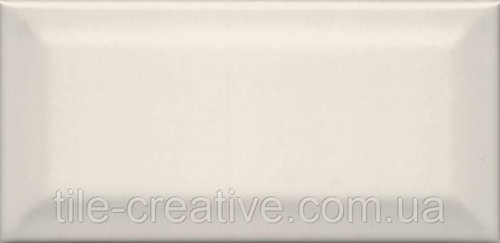 Керамическая плитка Клемансо беж грань 7,4х15х9,2 16051