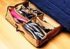 Компактный органайзер для хранения обуви Shoes under server   сумка для обуви, фото 3