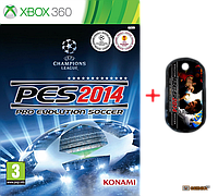 Pro Evolution Soccer 2014 X-BOX (1252)