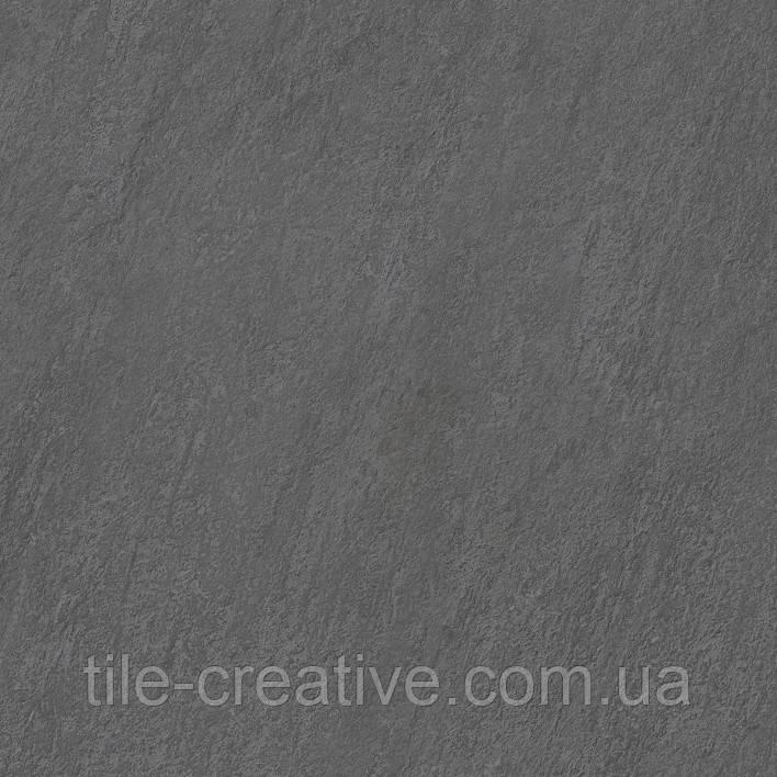 Керамическая плитка Гренель серый тёмный обрезной 60х60х11 SG638900R