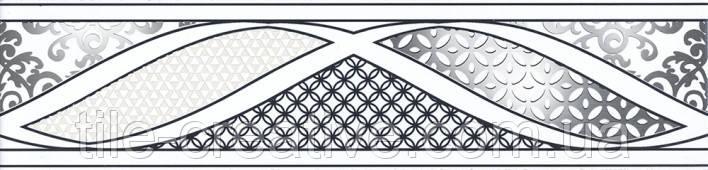 Керамическая плитка Бордюр Руаяль 30х7,2х11 HGD\B314\13000R