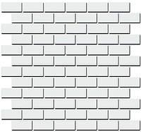 Керамическая плитка Декор Руаяль мозаичный 32х30х11 191\002