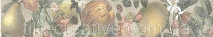 Керамическая плитка Бордюр Пикарди Сад Моне 40х7,2х8 HGD\A247\15000