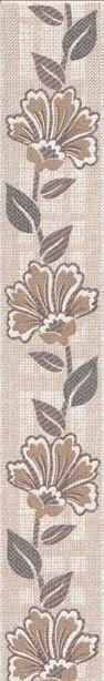 Керамическая плитка Бордюр Трокадеро40х6х8 HGD\A319\6346